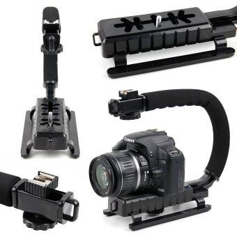 Estabilizador de imagen de mano para cámara de vídeo