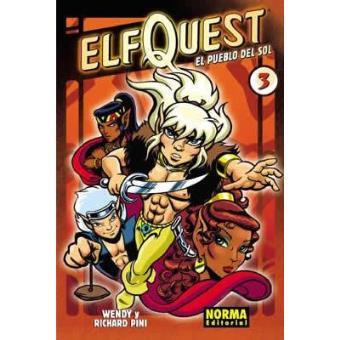 Elfquest # 3: El Pueblo del sol