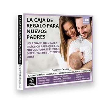 Pack Experiencia Más de 180 regalos a elegir para nuevos padres.