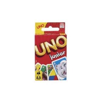 Mattel Uno Junior Juegos De Tablero Los Mejores Precios Fnac