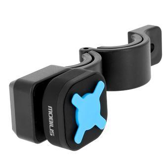 Soporte para bici Smartphone, Enganche SecureLock, Para manillar 18-33 mm