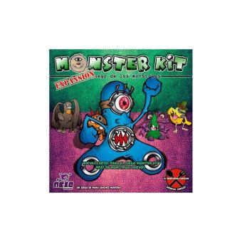 Juego De Mesa Nexo Ediciones Monster Kit Expansion Juegos De Cartas