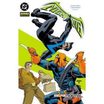 Nightwing # 3: Golpe Mortal