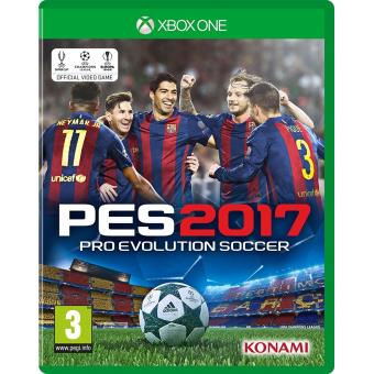 Pro Evolution Soccer PES 2017 (xbox One) [importación Inglesa]