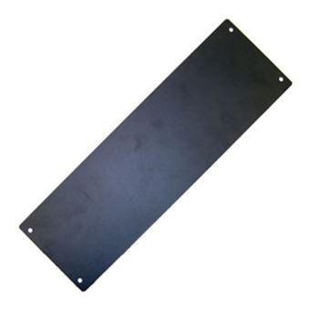 Panel frontal cerrado para carril DIN RackMatic, 3U rack 19