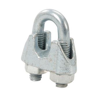 Abrazaderas para cables, 10 pzas, FIXMAN 595051