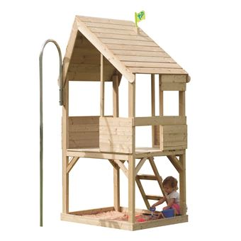 Casita Infantil De Madera Outdoor Toys Tp Chalet Tiendas De Campana