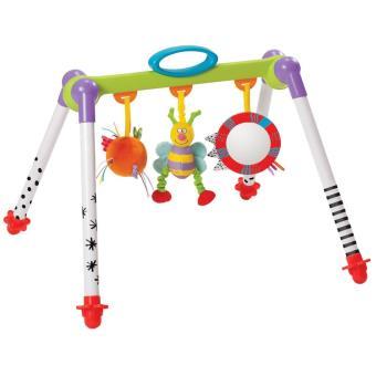 Gimnasio de bebés A jugar