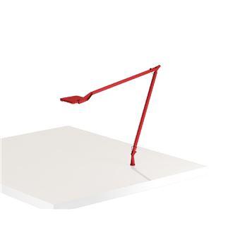 Lámpara de Mesa Homemania PANZERI Jackie Rojo 105x59x53 cm