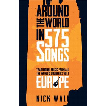 Serie ÚnicaAround the World in 575 Songs Paperback