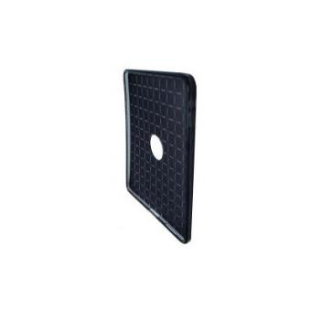 Urban Factory Silicone Case - Estuche semi-duro para Tablet Web - silicona - negro (paquete de 50 ) - para Apple iPad 1