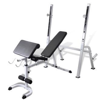 Banco de musculación / ejercicio para el hogar