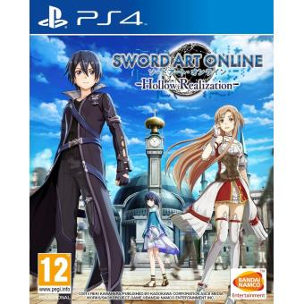 Sword art Online: Hollow Realization (playstation 4) [importación Inglesa]