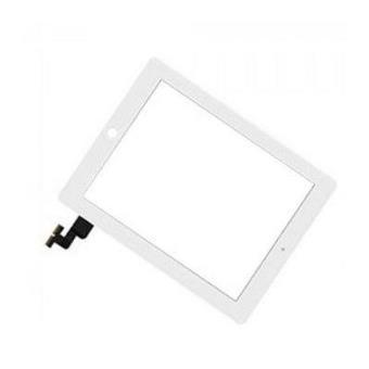 Pantalla de Cristal & Pantalla Táctil para iPad 2 - Blanco