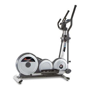 Bicicleta elíptica BH Fitness I.atlantic g2525i altura ajustable 14 kg, 40cm, mp3, aplicaciones