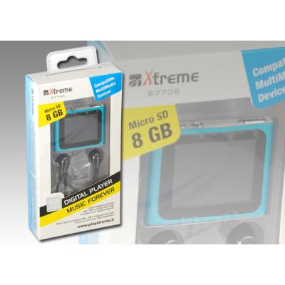 Reproductor MP3 Xtreme 27702