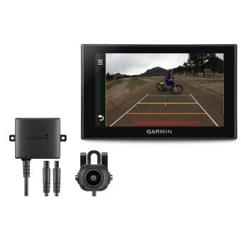 Garmin Camper 660LMTD EU + BC 30  Navegador GPS para caravanas con cámara trasera BC 30