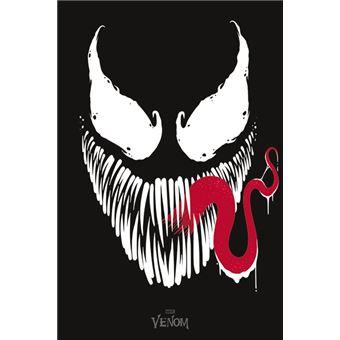Maxi Poster Venom Cara