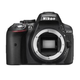 Cámara de fotos Réflex Nikon D5300 Body cuerpo negro