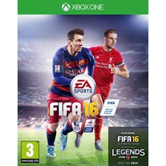 FIFA 16 (xbox One) [importación Inglesa]