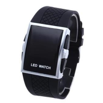 a052780ff Reloj de Pulsera Silicona Negro led Digital Para Hombre Mujer - Reloj  Unisex Moda - Los mejores precios   Fnac