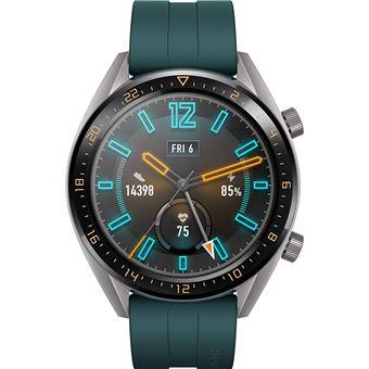 """Huawei Watch GT Active Metal Smartwatch, Pantalla de 1,39"""""""", GPS, medición de frecuencia cardíaca, Resistente al Agua 5 ATM.</br> Versión EU.</br>"""