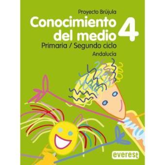 Conocimiento del Medio-4 Primaria La-Brujula-Andalucia - -5 ...