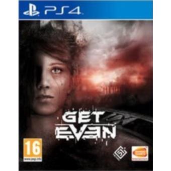 Get Even (playstation 4) [importación Inglesa]