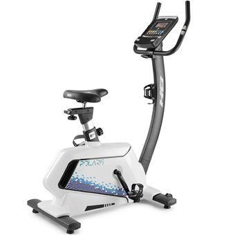 Bicicleta estática BH Fitness I.polaris h832i I.concept sistema inercial 8 kg