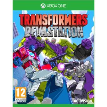 Transformers Devastation (xbox One) [importación Inglesa]
