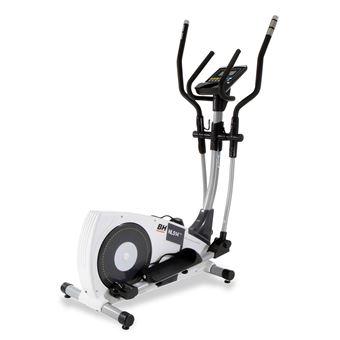 Elíptica BH Fitness I.nls14 top, 12kg, 36cm, mp3, aplicaciones