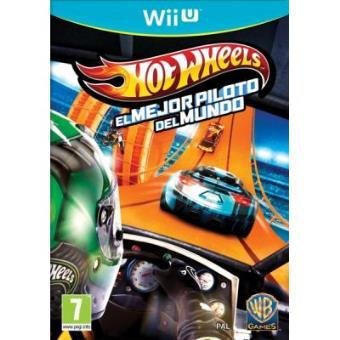 Hotwheels World S Best Driver Nintendo Wii Juego Los Mejores