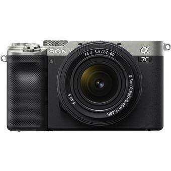 Sony Alpha a7C KIT FE 28-60MM F4-5.6 Plata
