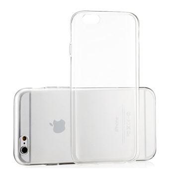 Funda Klack para iPhone 7 8 PLUS Klack Carcasa Gel Transparente