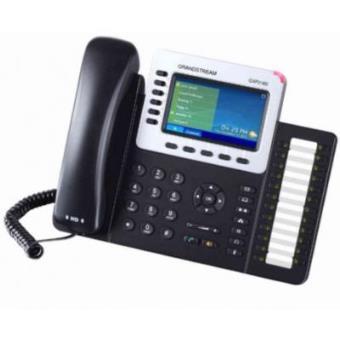 Grandstream Networks - Gxp2160 6líneas LCD Wired Handset Teléfono ip