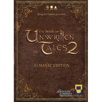 The Book of Unwritten Tales 2 - Almanac Edition (pc Dvd) (mac Dvd) [importación Inglesa]