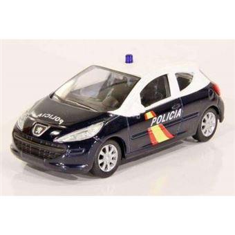 Coche seguridad española, policia, g.civ