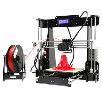 Impresora 3D Anet A8 Desktop DIY Impresión 220x220x240mm