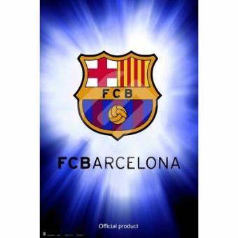 Maxi Poster Escudo F C Barcelona Merchandising Posters Fnac