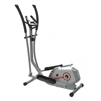 Bicicleta Elíptica Sistema Magnético Función Scan y Medición del Pulso en el Manillar
