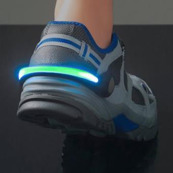 Clip LED de Seguridad para Zapatillas, GoFit