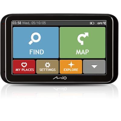 Navegador GPS Mio Spirit 6900