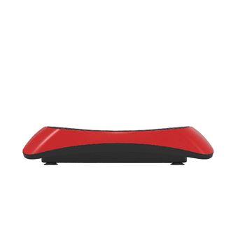 Plataforma Vibratoria y Masaje VibroSlim 4D Rojo