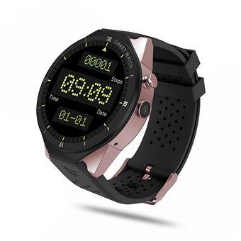 Smartwatch Wifi GPS Gun Dark rose gold PRO