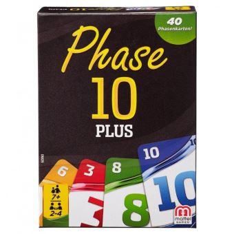 Juego De Mesa Mattel Phase 10 Plus Juegos De Cartas Los Mejores