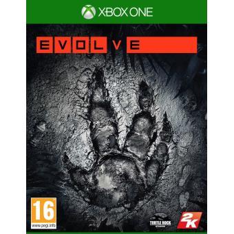 Evolve (xbox One) [importación Inglesa]