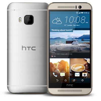 HTC One M9 32GB Plata