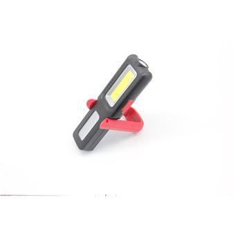 Luz de taller Luz exterior 2000-4000 mAh Banco de energía, HLT-N109, Rojo