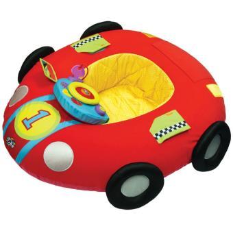 Nido de juegos en forma coche