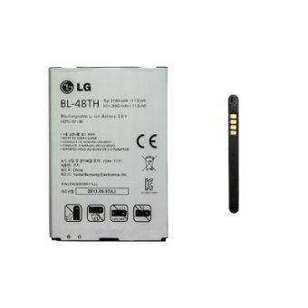 Batería Original LG BL-48TH Optimus G Pro /T Pro E986 E985 E980 F240 L-04E 3140 mAh
